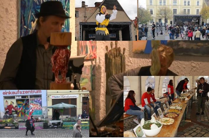 Danke für die großartige Beteiligung der Bernburger am diesjährigen Kulturmarkt!