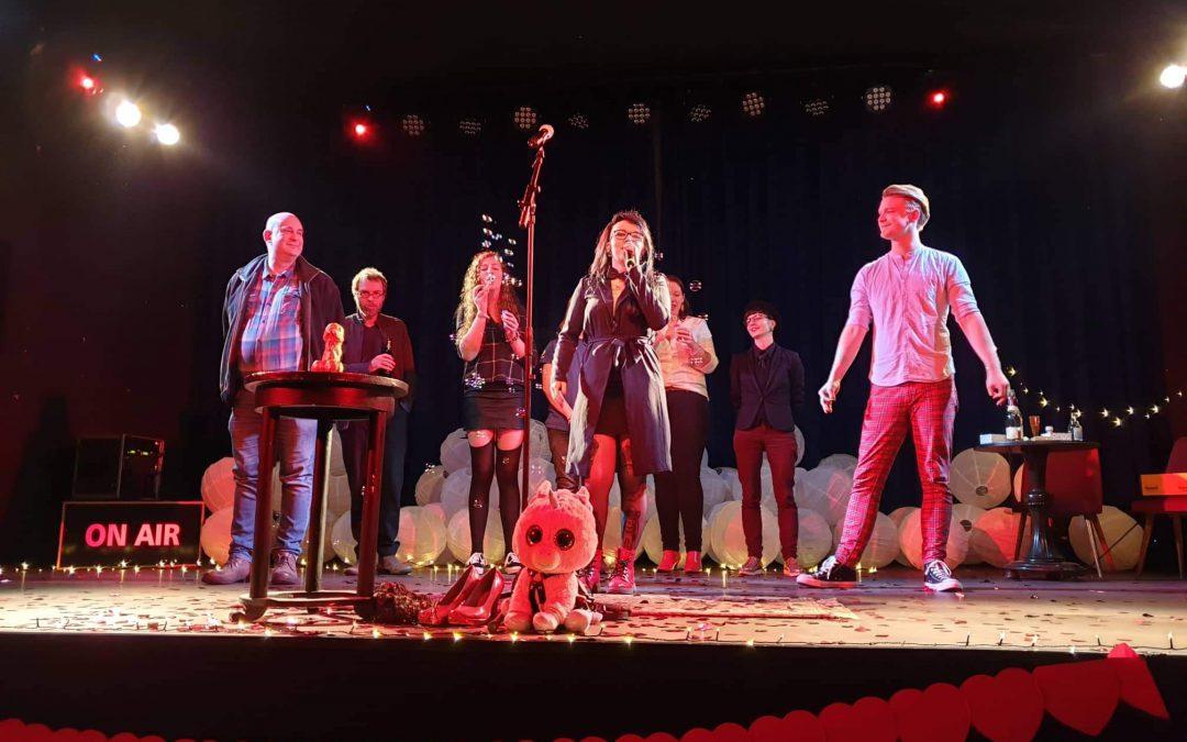 Aufruf zur Teilnahme am Poetry Slam in Bernburg